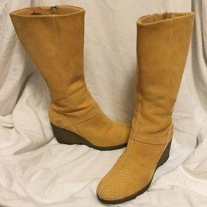 Rare timberland women's high boot